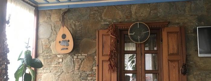 Taş Konak Butik Hotel is one of สถานที่ที่ Ahmet ถูกใจ.