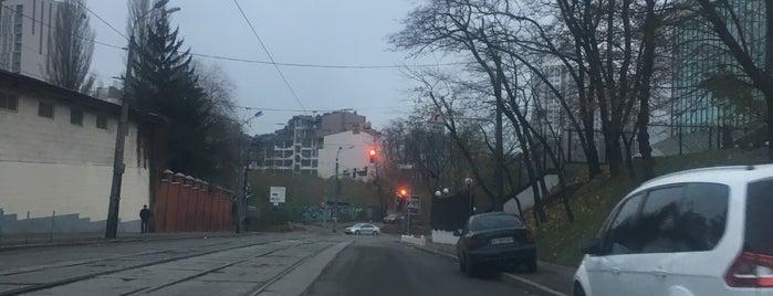 สถานที่ที่ Oleksandr ถูกใจ