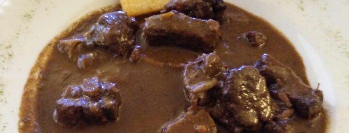 Restaurant Bellavista is one of Lugares favoritos de alejandro.