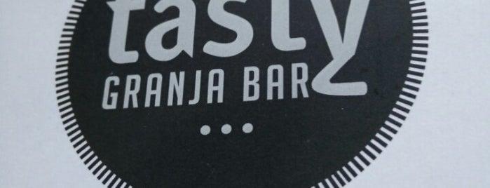 Tasty is one of Orte, die alejandro gefallen.