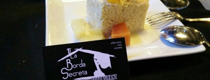 La Borda Secreta is one of Lugares guardados de alejandro.