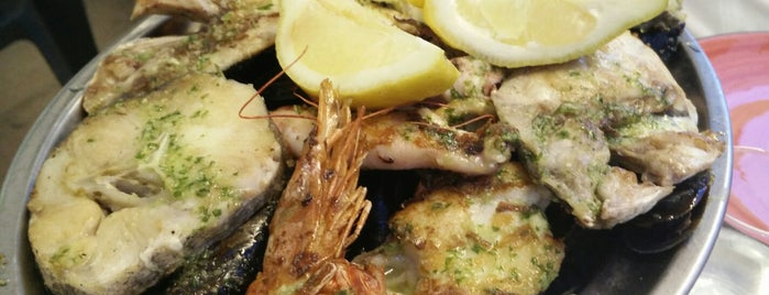 Restaurant Sa Barca is one of alejandro 님이 좋아한 장소.