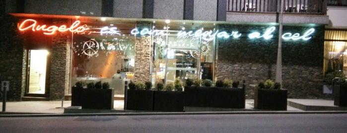 Pizzeria Angelo - Sant Julià is one of alejandro 님이 좋아한 장소.