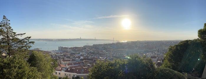 Miradouro do Castelo de São Jorge is one of Lisboa tour.