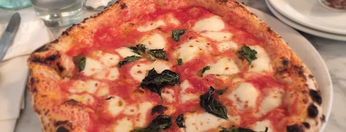 Motorino is one of Aaron's Favorite Pizzerias in the World.