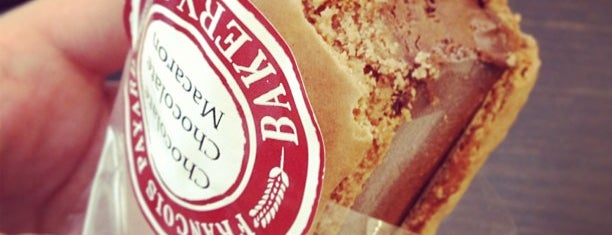 Francois Payard Bakery is one of The New Yorkers: The Sweet Life.