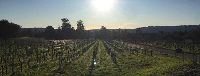 Bartholomew Park Winery is one of Locals Only (Sonoma).