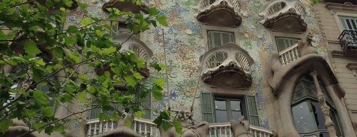 Casa Batlló is one of Barcelona Essentials.