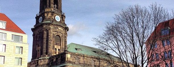 Kreuzkirche is one of สถานที่ที่ Денис ถูกใจ.