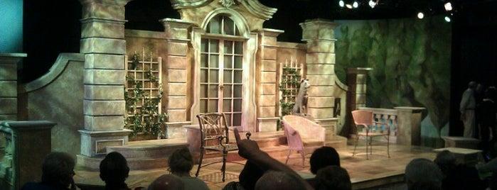 Everyman Theatre is one of Theatres.