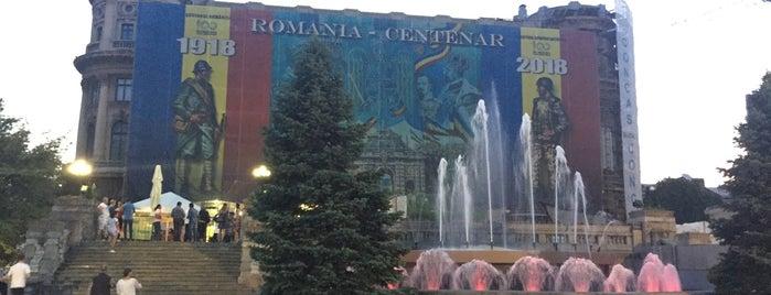 Fântâna Sărindar is one of Best of Bucharest.