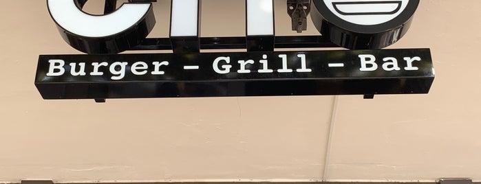 Cito Burger-Grill-Bar is one of Lugares favoritos de Fatih.