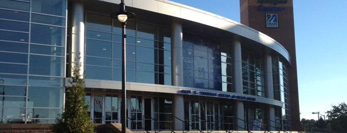Tsongas Center at UMass Lowell is one of NCAA Division I Basketball Arenas/Venues.