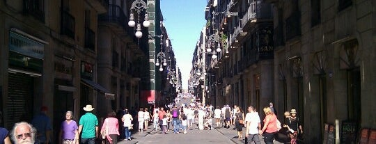 Carrer de Ferran is one of Barselona.
