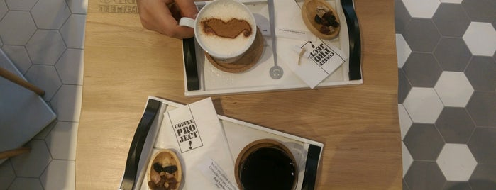 Coffee Project is one of Locais curtidos por Tansel Arman.