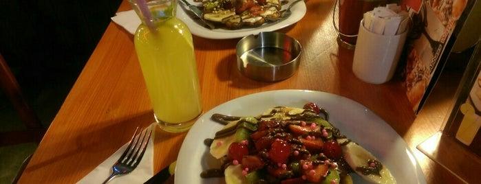 abbass waffle is one of Locais curtidos por Tansel Arman.