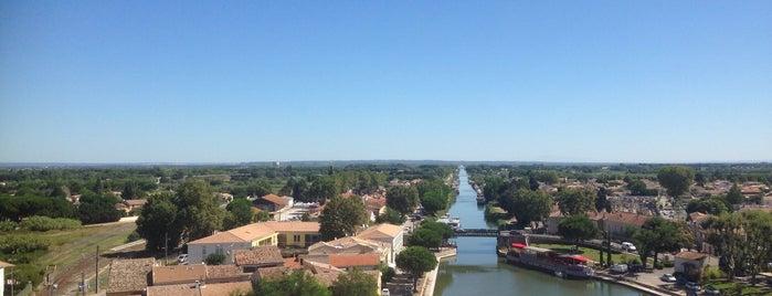 Tour de Constance is one of Montpellier.