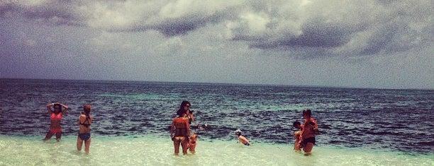Caribbean Sea is one of Lugares favoritos de Дарина.