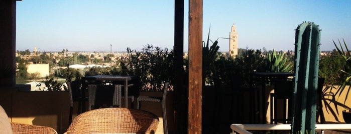 MySky Bar is one of Marrakesh.