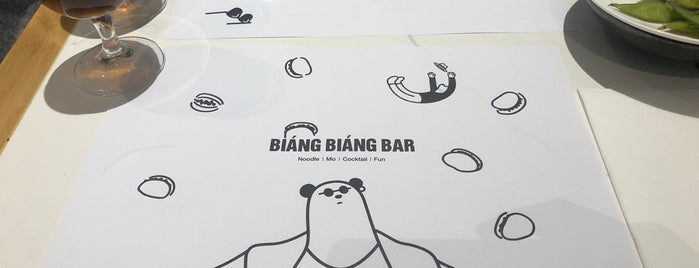 Biang Biang Bar is one of Dat 님이 저장한 장소.