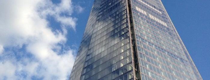 Oblix at The Shard is one of Locais salvos de ovgu.