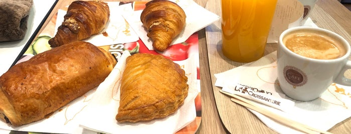 La Croissanterie is one of Adam's Liked Places.