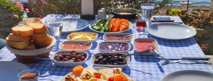 İhtiyar Balıkçı Restaurant is one of Bir daha görülesi.