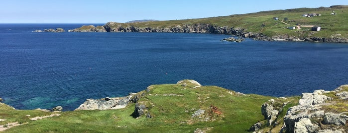 Grates Cove is one of Newfoundland.