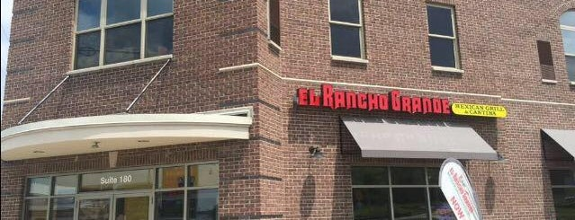 El Rancho Grande - Dayton is one of Tomさんのお気に入りスポット.