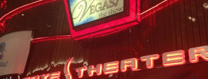 Saxe Theater is one of A local's guide: 48 hours in Las Vegas, NV.