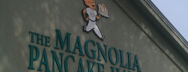 Magnolia Pancake Haus is one of Joe Rodriguez 님이 좋아한 장소.
