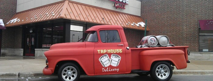 Tap House Grill is one of Eat.