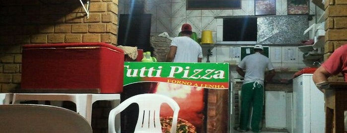 Tutti Pizza is one of maravilhoso :).