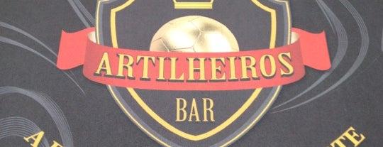 Artilheiros is one of São Paulo.