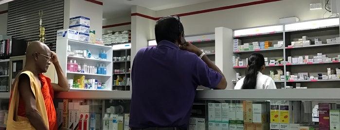 Lanka Hospital PHARMACY is one of Posti che sono piaciuti a Bora.