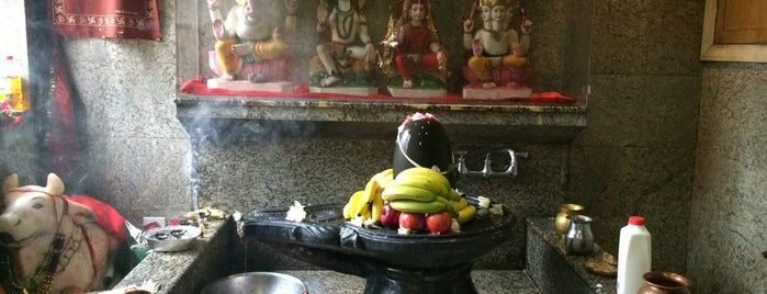 Hindu Center is one of Lugares favoritos de Amit.