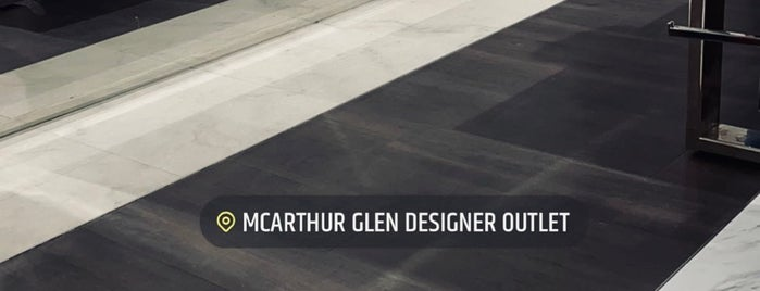 McArthur Glen Designer Outlet is one of Gespeicherte Orte von Soledad.