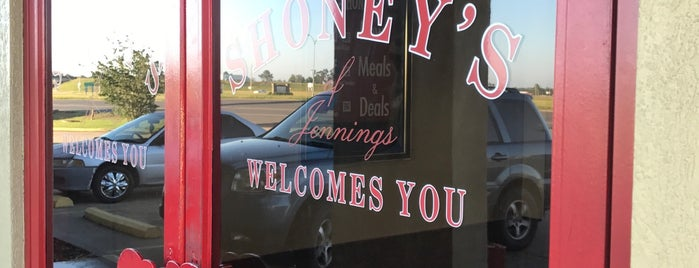 Shoney's is one of Food and Traveling.