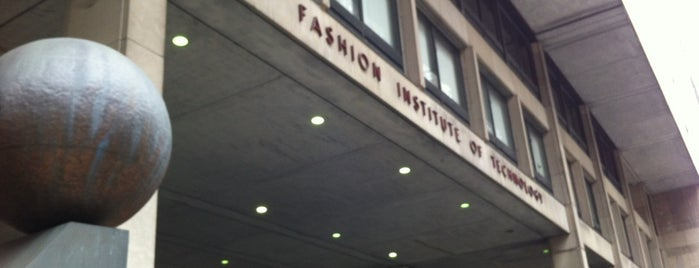 Fashion Institute of Technology is one of New York.