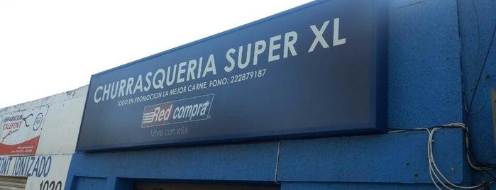 Churrasqueria's Super XL is one of Walter : понравившиеся места.