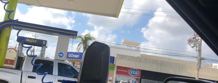 La Gas is one of Lieux qui ont plu à Joaquin.
