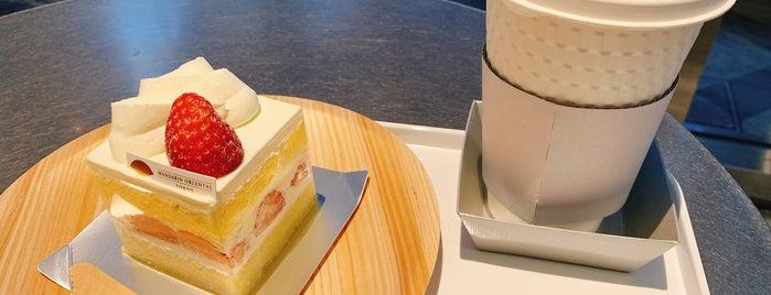 Mandarin Oriental Gourmet Shop is one of Tokyo.