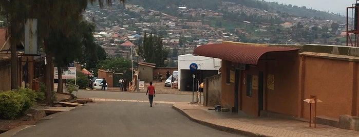 Makoumba Pub - Nyamirambo is one of Rwanda.