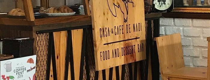 Café De Nadi is one of สระบุรี, นครนายก, ปราจีนบุรี, สระแก้ว.