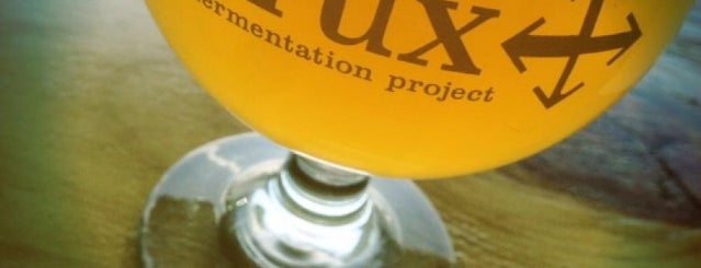 Crux Fermentation Project is one of America's Best Breweries.