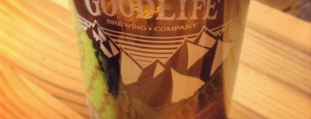 GoodLife Brewing is one of Central Oregon Breweries.