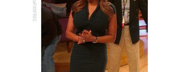 The Wendy Williams Show is one of Lugares favoritos de Ashley.