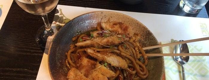 Kimchee is one of Orte, die Anastasia gefallen.