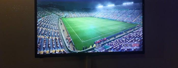 Nou Camp Playstation Salonu is one of Türkiye ve Şanlıurfa Pazarı.