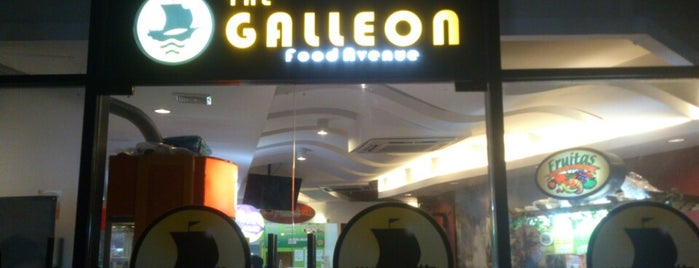The Galleon Food Avenue is one of Locais salvos de Bang.